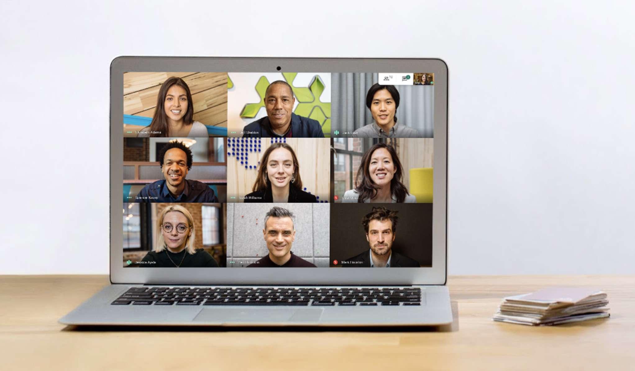 Google Meet: ビジネスで使えるビデオ会議ツール | G Suite https://gsuite.google.co.jp/intl/ja/products/meet/