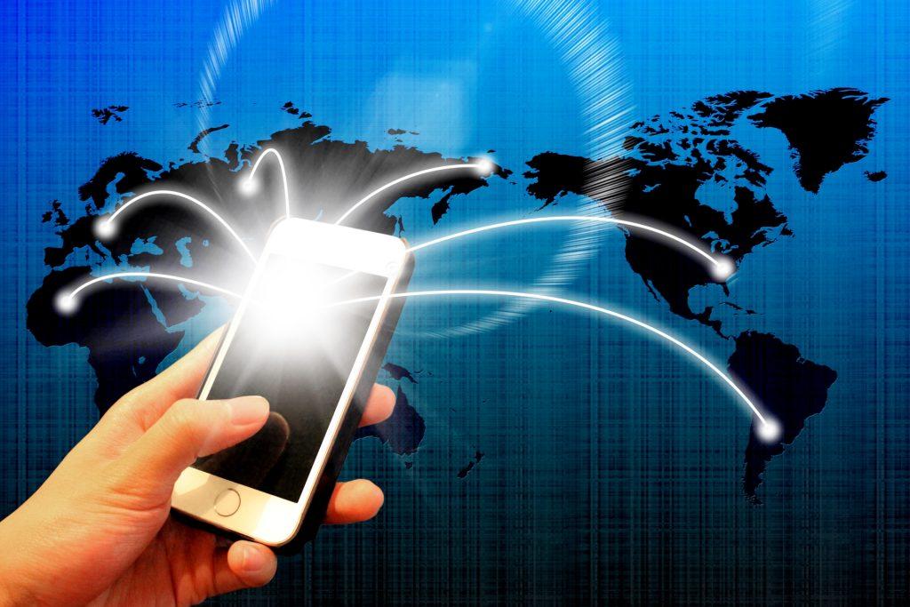 IoTで身の回りのものがネットに繋がる