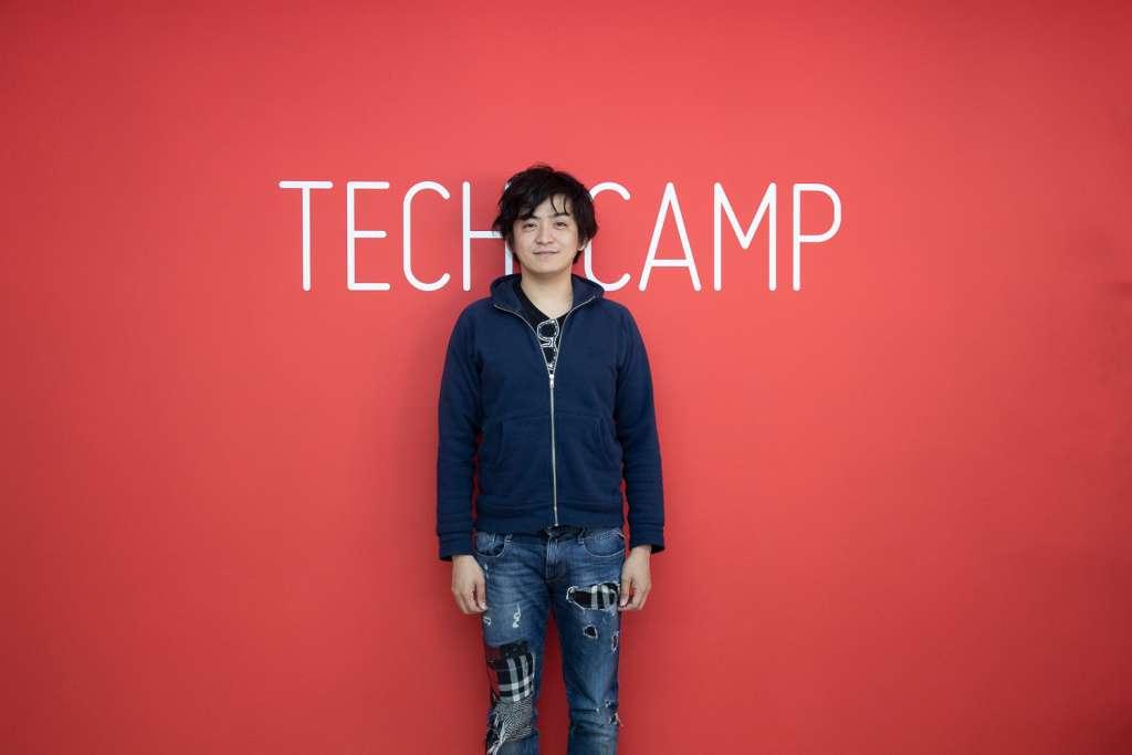 メルペイ取締役CPO 松本氏 TECH::CAMPでプログラミングを学ぶ