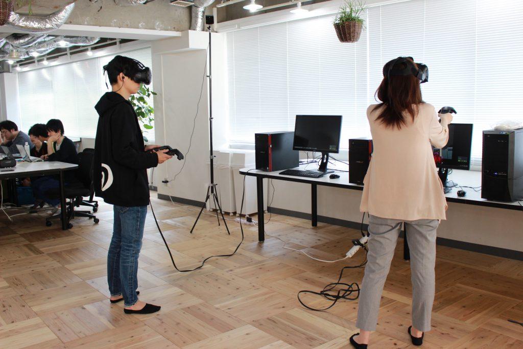 VR開発5