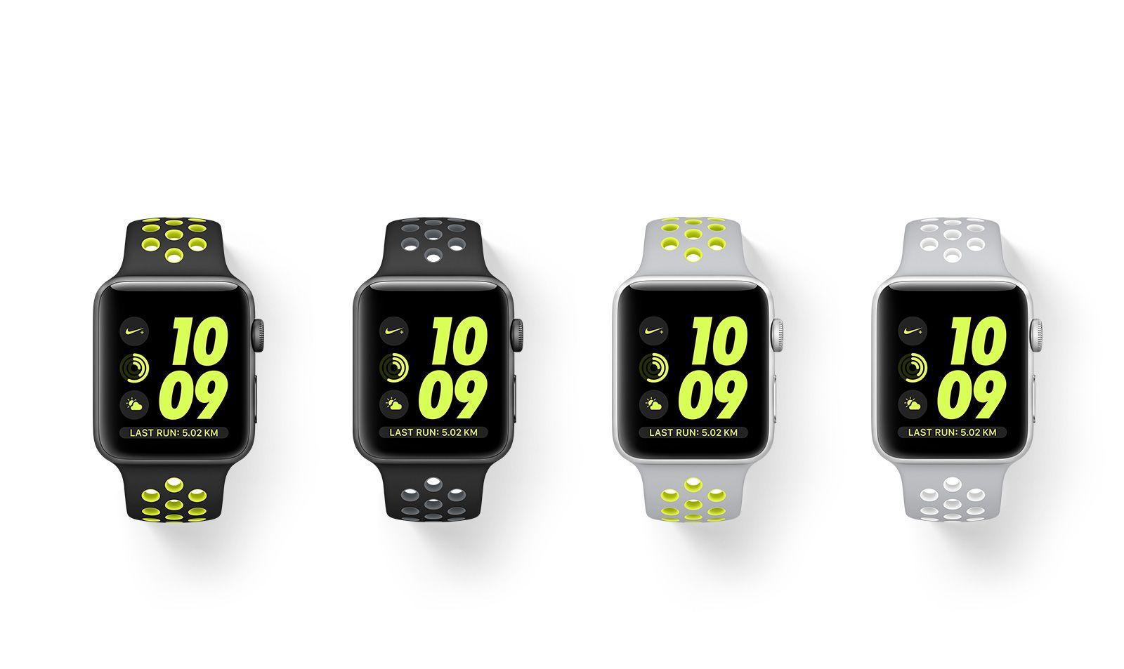 Apple Watch Nike+画像