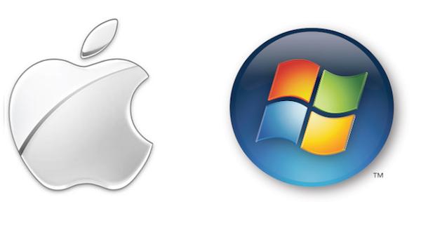 MacとWindows