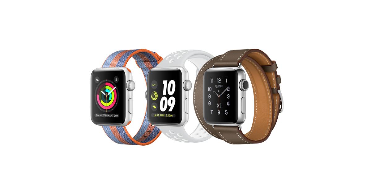 Apple Watch Series 2画像2